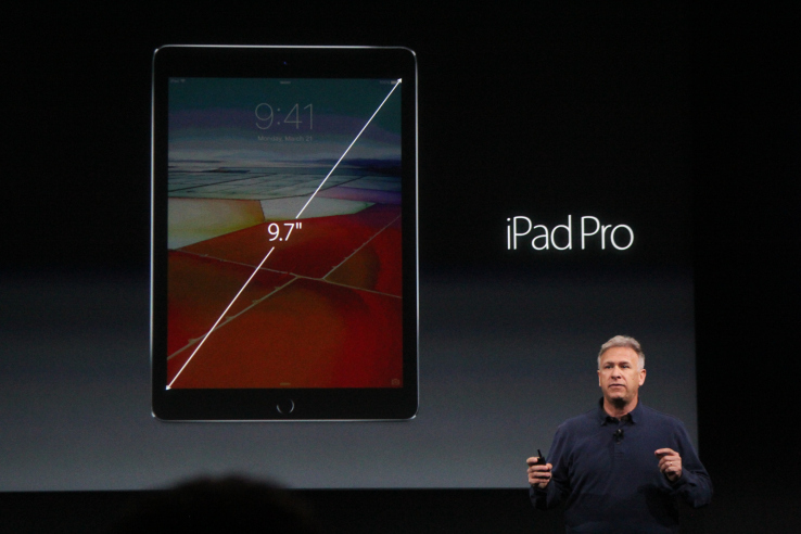 Apple unveils a new smaller iPad Pro, Apple's vision of the future of computers