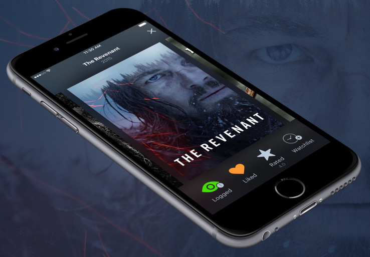 Letterboxd launches its movie social network on the iPhone