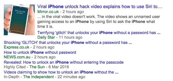 No, you can't use Siri to bypass your iPhone's passcode