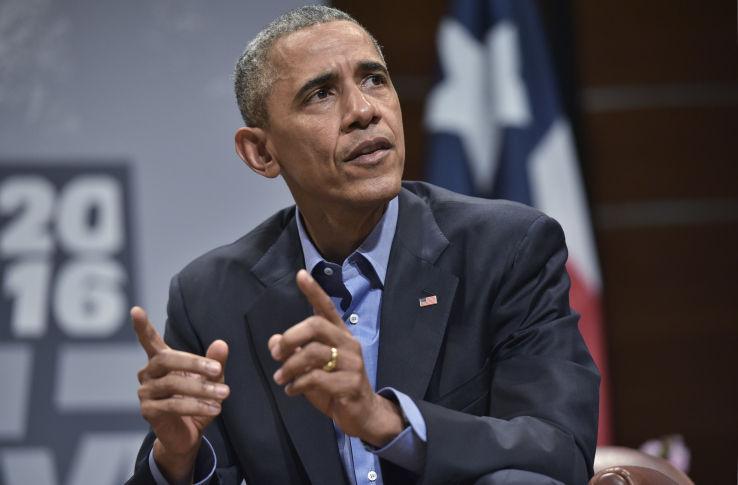 Obama: 'We don't want government to look into everyone's phones willy-nilly'