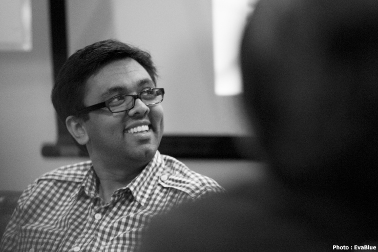 Kissmetric's Hiten Shah on VC funding vs bootstrapping and how to determine founder 'grit'