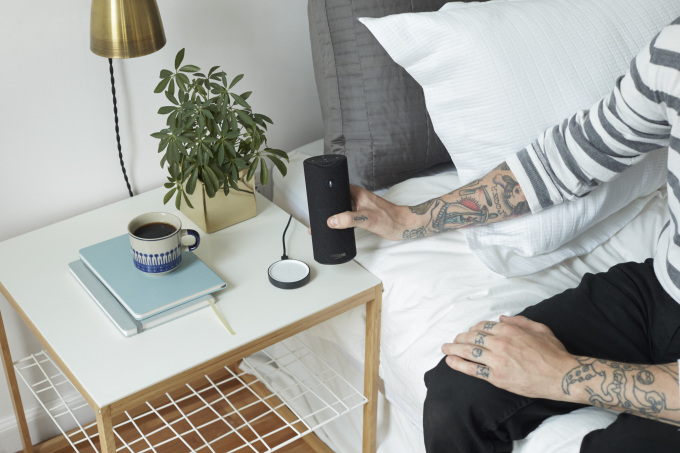 Amazon adds the $130 Tap and the $90 Dot to the Echo family