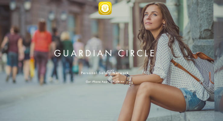 Guardian Circle crowdsources your safety