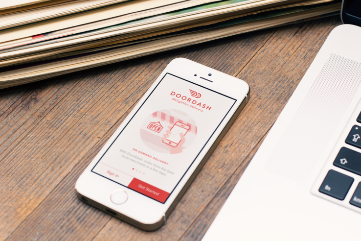 DoorDash says its new service fee isn't really a new fee