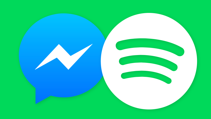 Facebook Messenger Adds Music Starting With Spotify Song Sharing