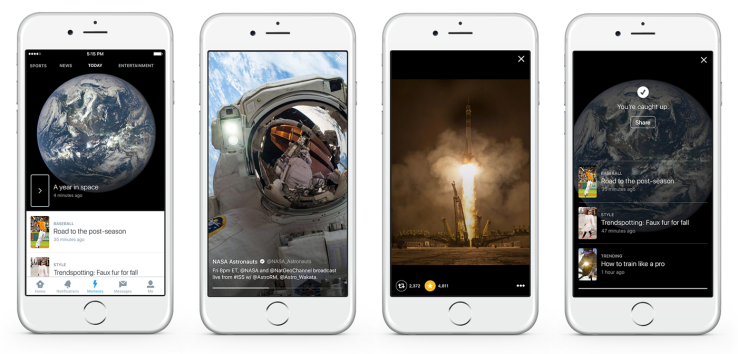Twitter updates Moments for better mobile browsing by sending users to AMP-powered pages