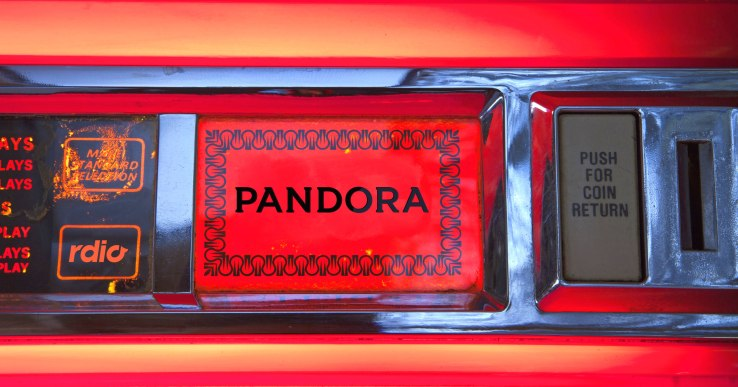 Pandora should revive Rdio as pay-for-what-you-want streaming