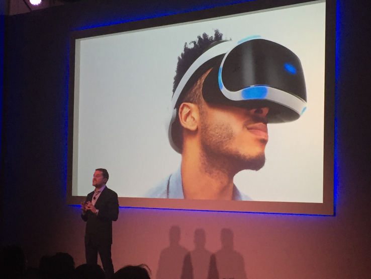 Sony's PlayStation VR headset bundle will cost $500, pre-orders start March 22
