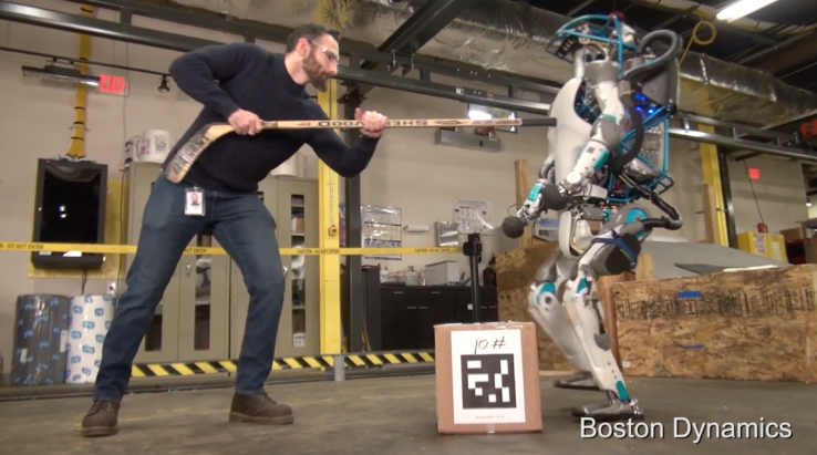 Google could be selling Boston Dynamics because even Google thinks these robots are terrifying