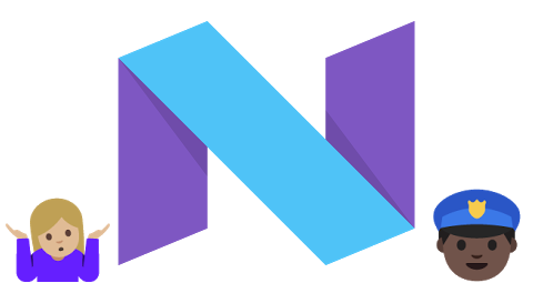 Android N Developer Preview 2 hits with Vulkan, shortcuts, less 'generic' emoji