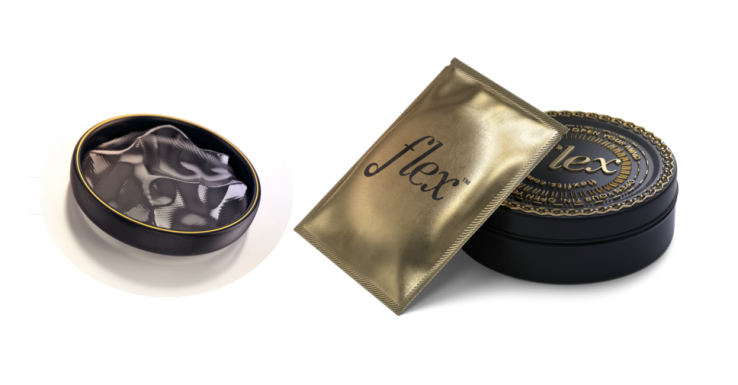 Flex is a tampon alternative you can wear during sex