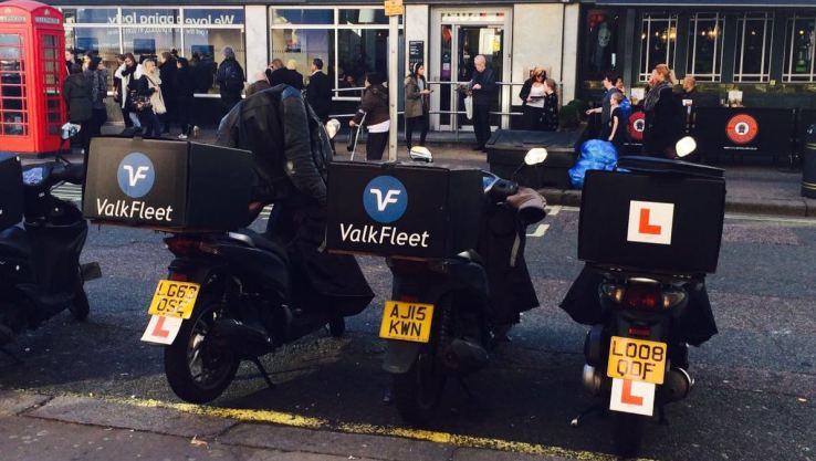 As Valk Fleet is put into administration, drivers claim to be unpaid and staff receive 'death threats'