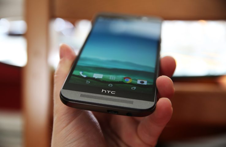 HTC's revenue plunges 64% as the struggling firm reports another quarter in the red