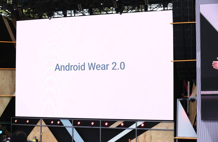 Android Wear 2.0 gets a keyboard, standalone apps, activity recognition and a new UI