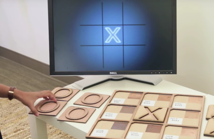 Disney Research uses RFID tags to create powerless, low-cost interactive controllers