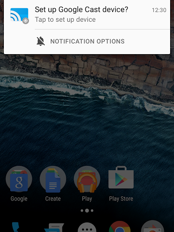Android's new Nearby feature will alert you to apps and websites useful at your location