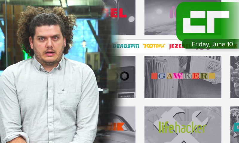 Crunch Report | Gawker Files For Bankruptcy