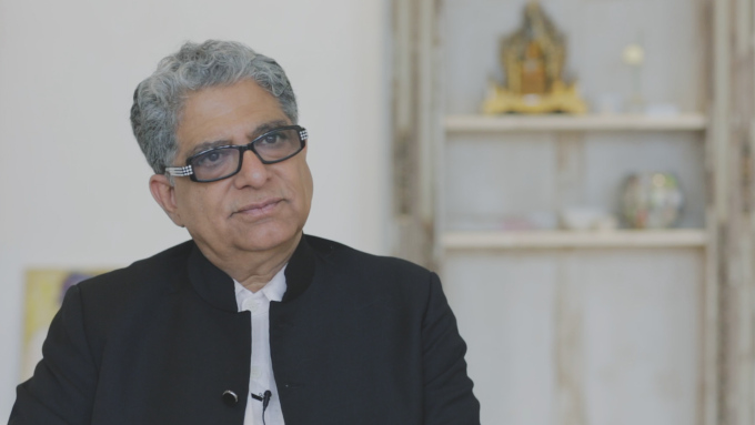 Deepak Chopra launches Jiyo, a wellness-focused mobile app