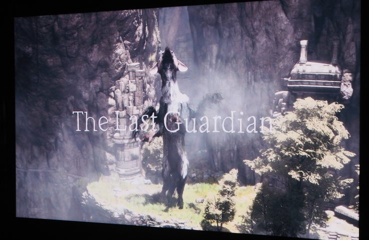 The Last Guardian is definitely (probably) coming to PS4 this October