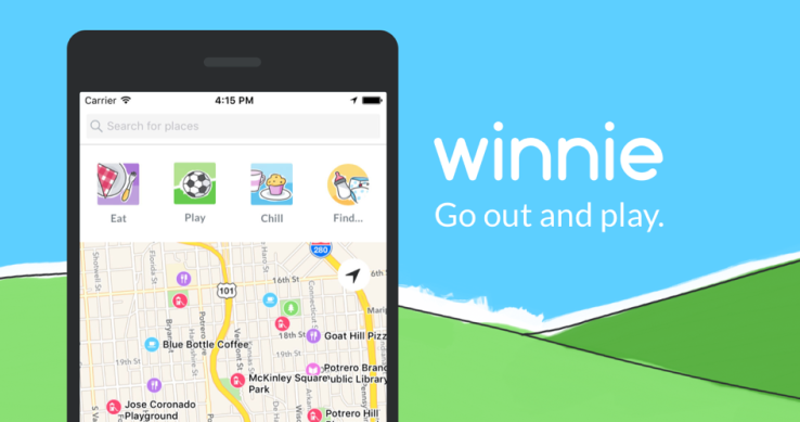 Winnie helps parents find family-friendly places, share their experiences