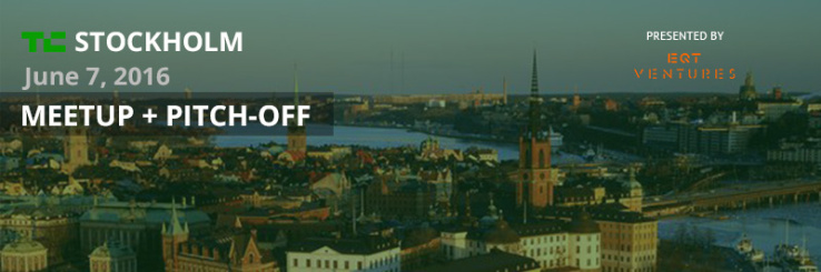 The TechCrunch Meetup in Stockholm is tonight