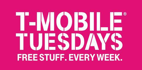T-Mobile thanks customers with a new freebies app that hasn't worked all day