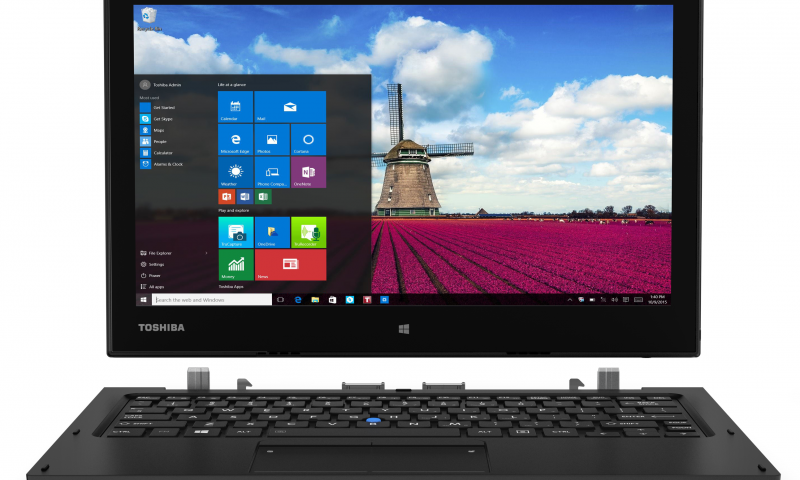 Toshiba releases a trio of new education laptops
