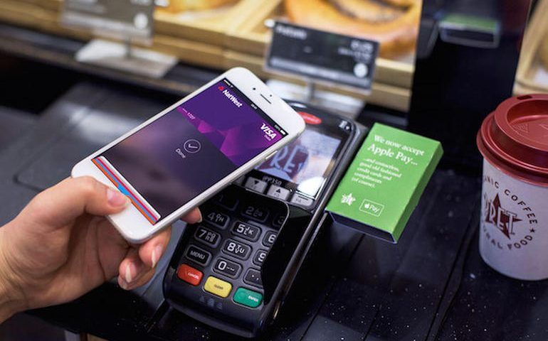 Apple Pay launches in France