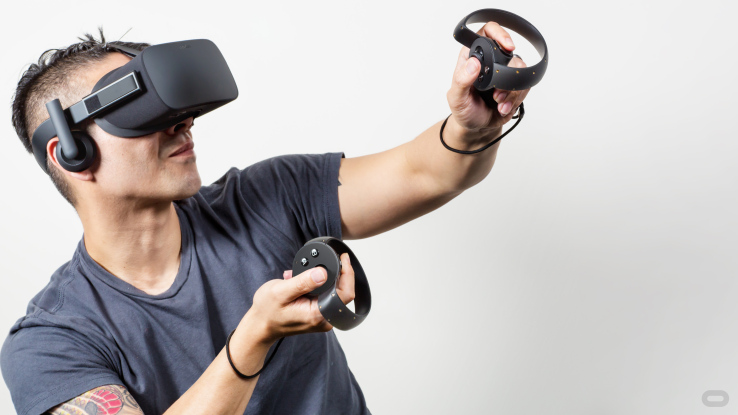 Oculus opens pre-orders for Rift VR headset in Europe, Canada