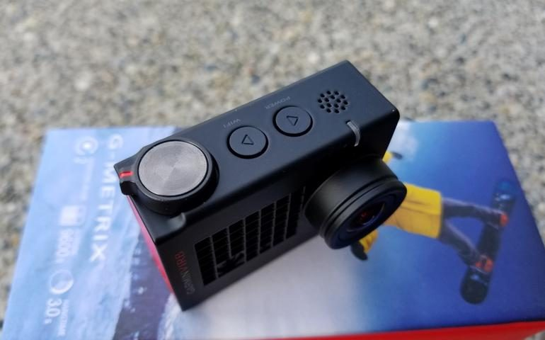 Garmin VIRB Ultra 30 action camera hands-on: Voice control, GPS, touchscreen, and more