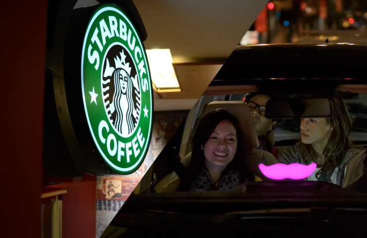 Lyft to start selling $20 physical gift cards at Starbucks