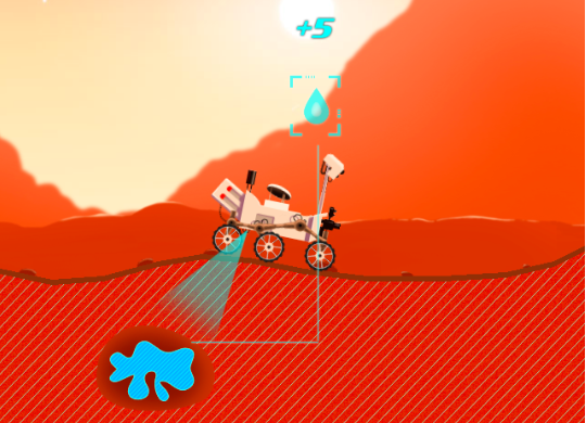 NASA's Curiosity rover gets an adorable mobile game for its fourth anniversary