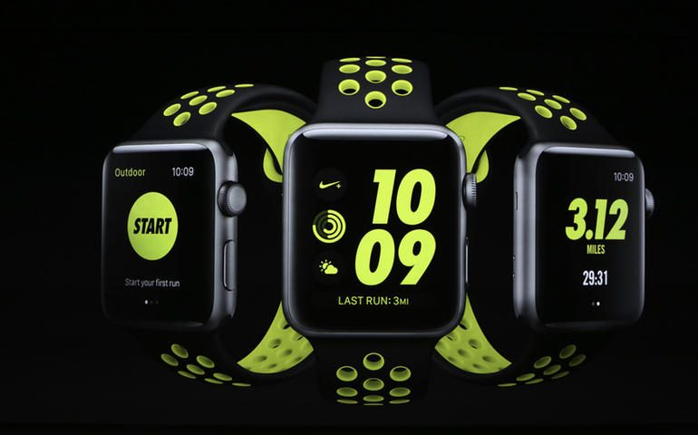 Apple Watch Series 2: A smartwatch that appeals to the serious athlete