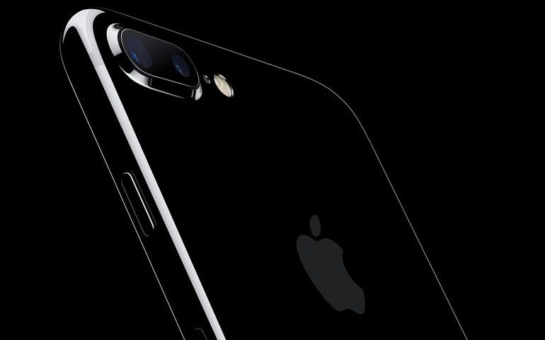 Apple's warranty for water-resistant iPhone 7 doesn't cover liquid damage