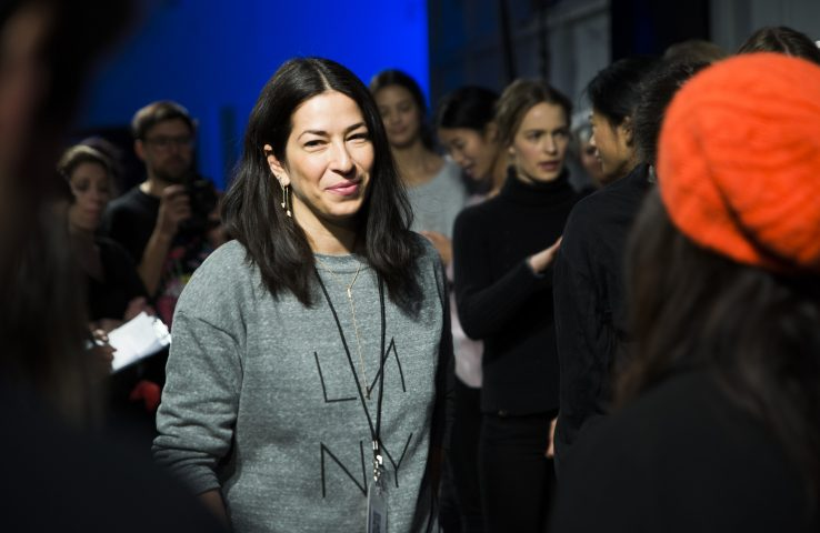 Rebecca Minkoff's Fashion Week show uses augmented reality to help real women shop the look live