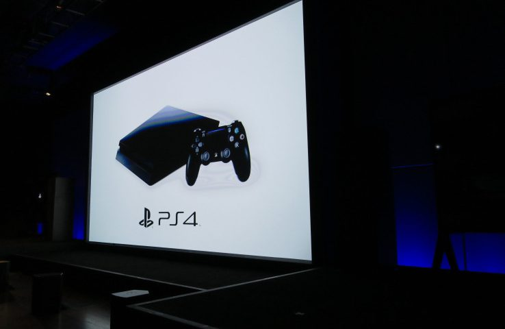 The PS4 Slim is coming September 15 for $299