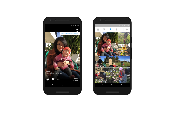 Facebook photo-sharing app Moments expands to web, adds support for full-res photos