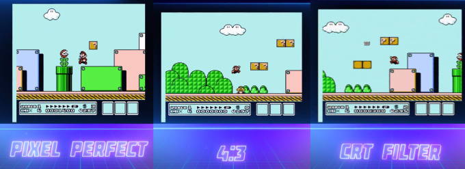 Nintendo shows off some highly nerdy features of the NES Mini