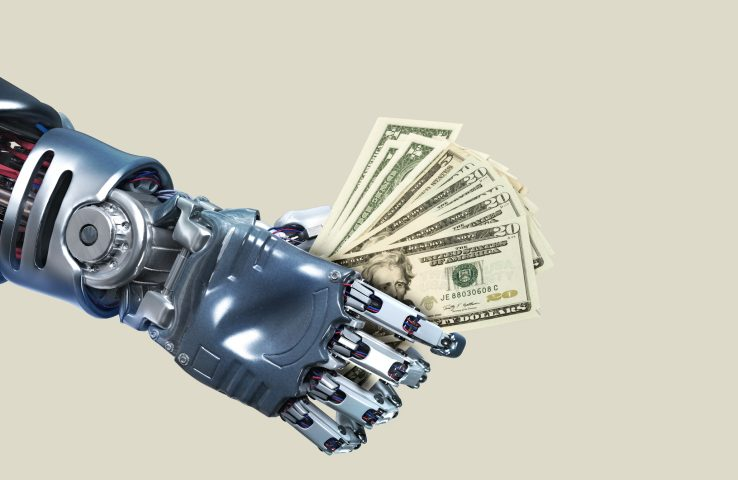 AI can make your money work for you