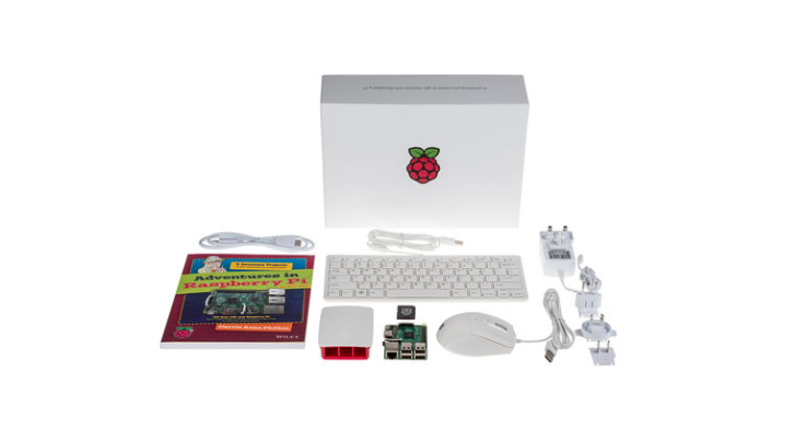 Raspberry Pi finally offers an official starter kit after passing 10M sales