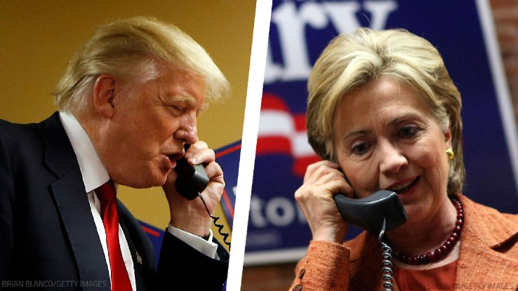Trump ditched his Android phone and probably won't give you his new number
