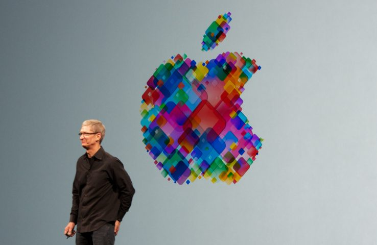 Tim Cook to Apple staff: We'll 'move forward together' following Trump election win