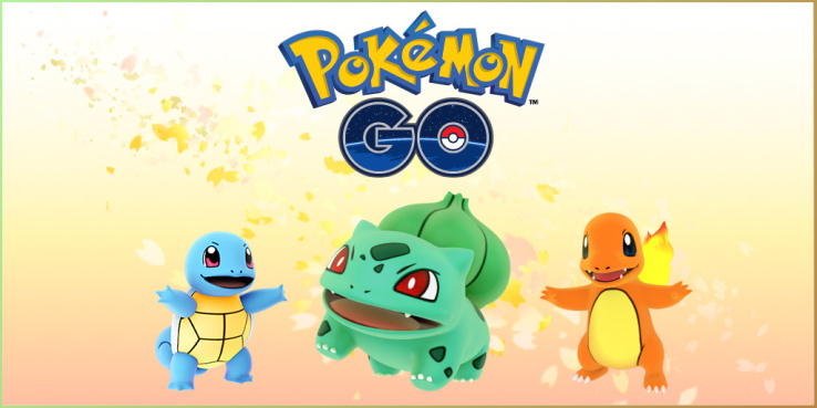 Pokémon Go's Thanksgiving event gives players double XP and Stardust