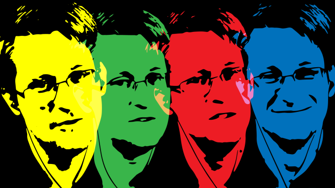 Snowden urges companies to make tech that protects us regardless of who's President