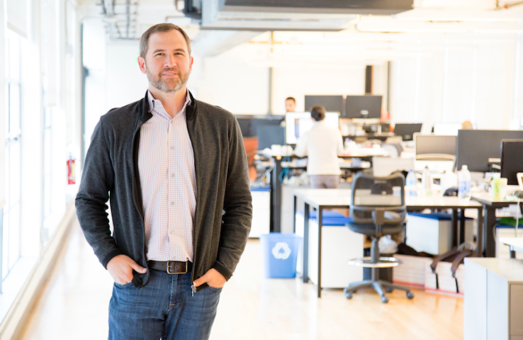 Brad Garlinghouse takes over as CEO of payments startup Ripple