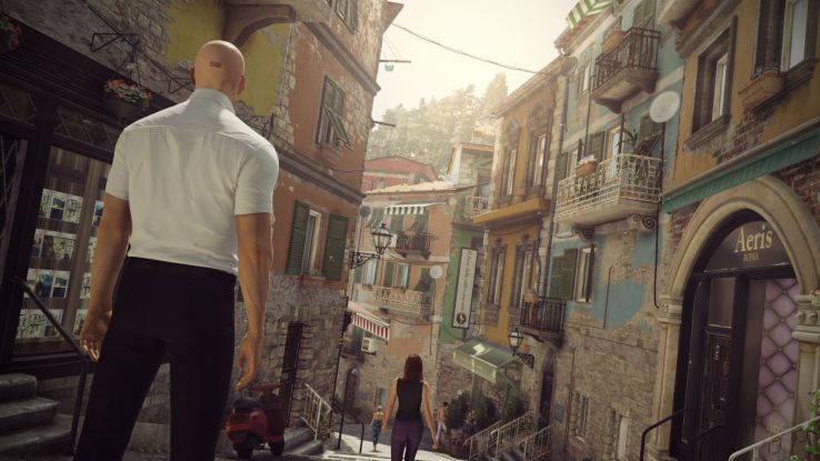 Hitman creative director looks back at Hitman's first season and games as a service