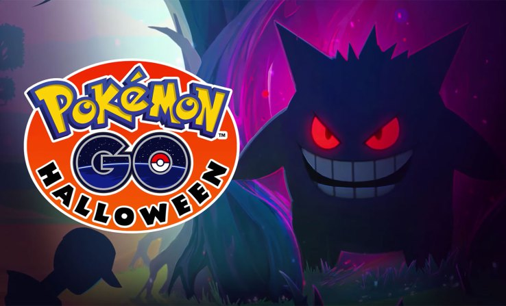 Pokémon Go gets a big revenue boost from its special Halloween event