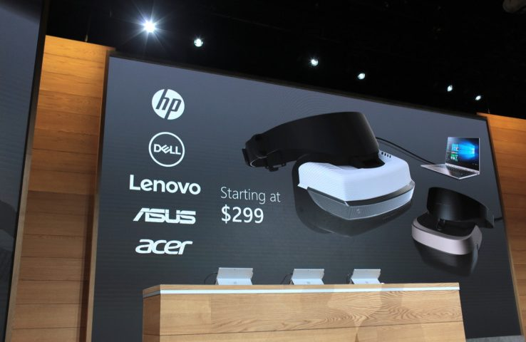 Here's what you'll need to run Windows 10 VR headsets next year