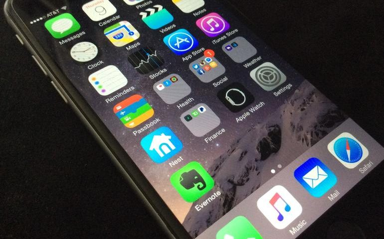 Apple blames 'external physical damage' for iPhone fires