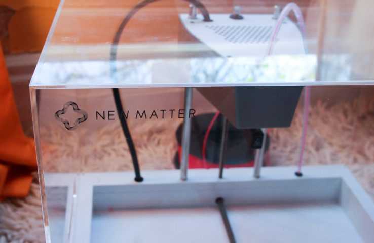 The $300 New Matter Mod-T is more a toy than a 3D printer (but that's OK)